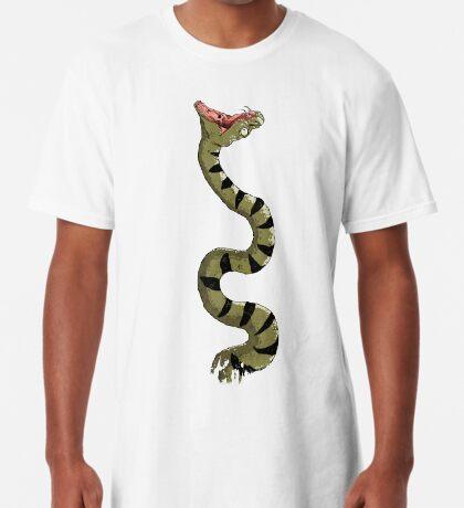 Snake! Long T-Shirt