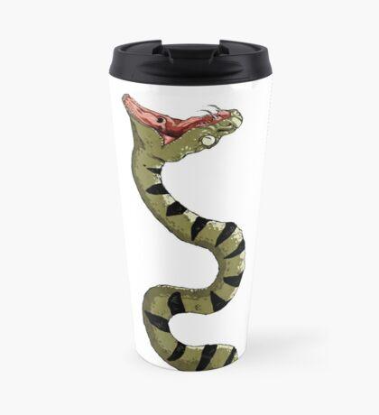 Snake! Travel Mug