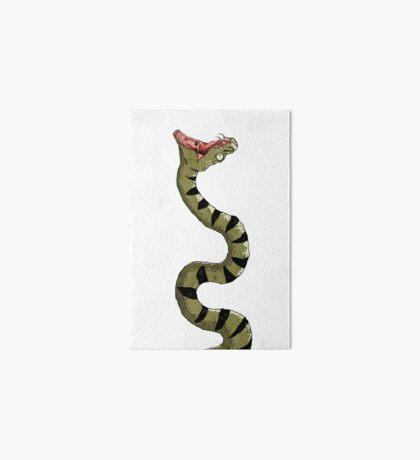 Snake! Art Board