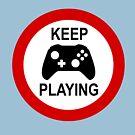 «Keep Playing» de TJPhotos-Sama