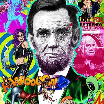 Pop Lincoln by ShantyShawn