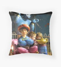 Moomba #9 Throw Pillow