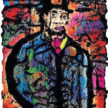 Toulouse-Lautrec by Brett Sixtysix by brett66