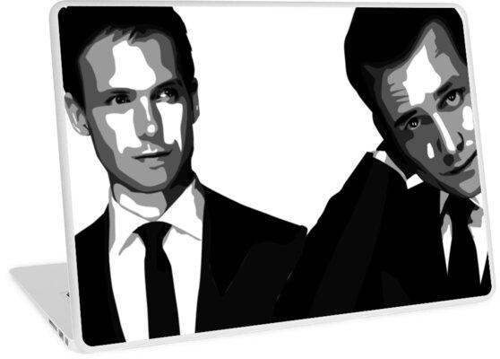 dcc44c555e9d7 Suits - Mike Ross   Harvey Specter