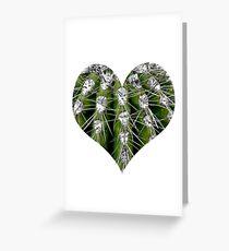 Prickly Cactus Greeting Card