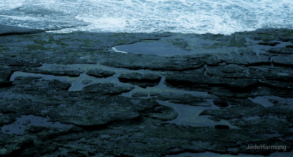 Rock Pool by JadeHarmony