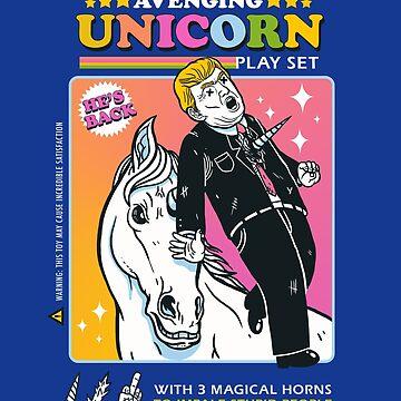 Avenging Unicorn by Madkobra