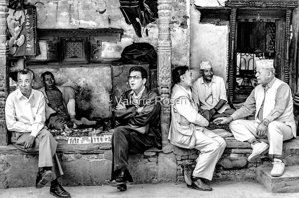 Kathmandu Daze by Valerie Rosen