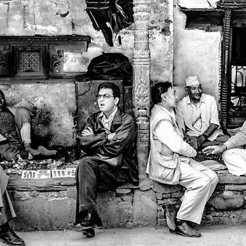 Kathmandu Daze by bareri