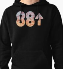 88Rising Cherry Blossoms Pullover Hoodie
