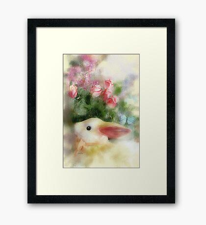 Spring Sprung Framed Print