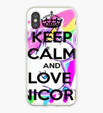 Amor a los Unicornios iPhone-Hülle & Cover