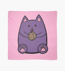 Fat Cat Cookie Scarf