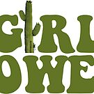 GIRL POWER - Style 20  by Maddison Green