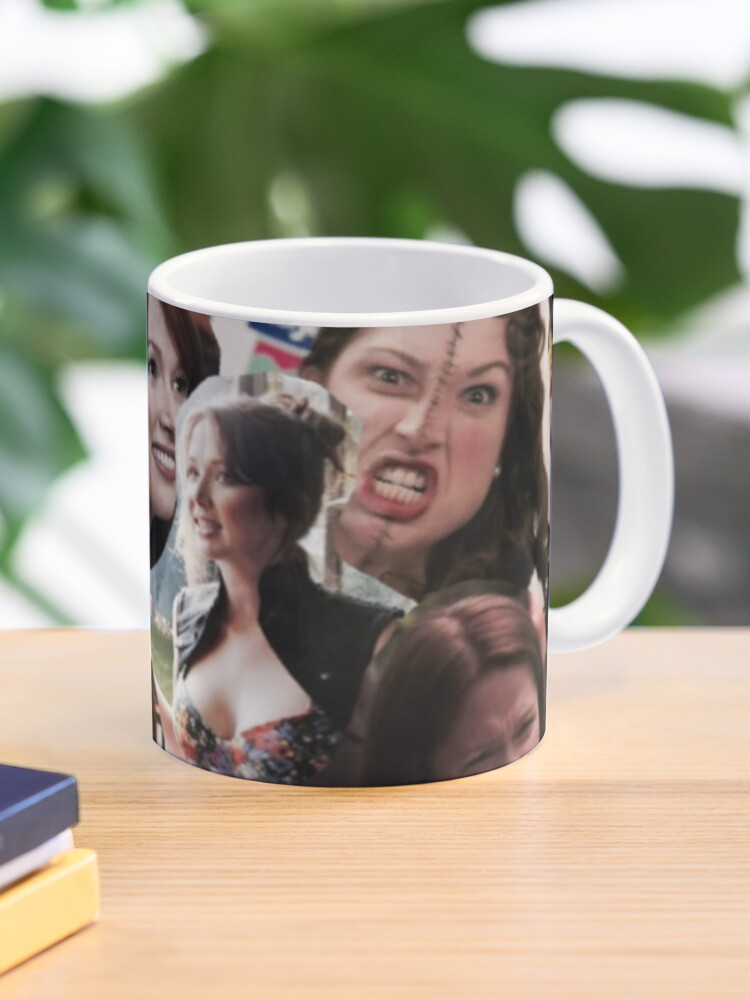 The Office Erin Hannon Ellie Kemper Mug