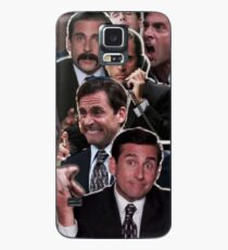 The Office Michael Scott - Steve Carell Case/Skin for Samsung Galaxy