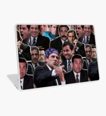 The Office Michael Scott - Steve Carell Laptop Skin