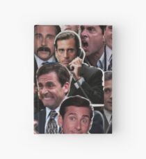 The Office Michael Scott - Steve Carell Hardcover Journal