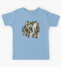 Penguin gang Kids Tee