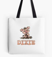 Dixie Piggy Tote Bag