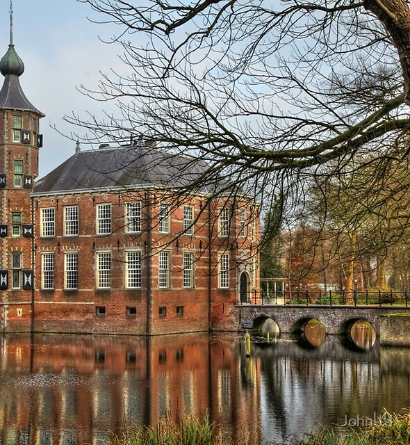 ..Bouvigne.. a Castle in Holland by John44