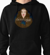 Cheap sentiment Pullover Hoodie