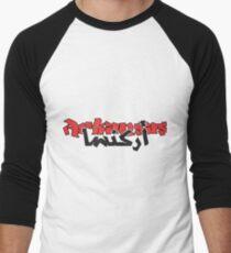 Arkansas ( Arabic Calligraphy ) Men's Baseball ¾ T-Shirt