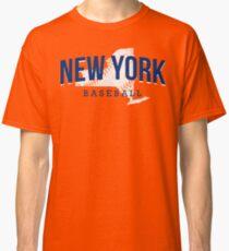New York Baseball 2 Classic T-Shirt