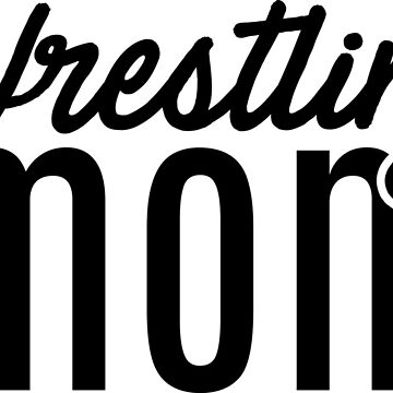 Wrestling Mom, Gift For Mom by linda00007