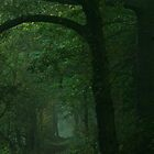 Green wood 2 by brilightning