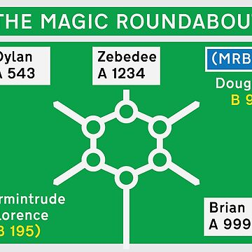 The Magic Roundabout by emmaprew