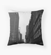In the Bleak Mid-Winter. Throw Pillow