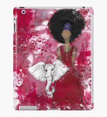Delta Angel, Black Angels, African American iPad Case/Skin