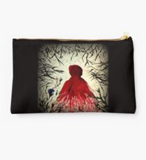 Red Riding Hood  Studio Pouch