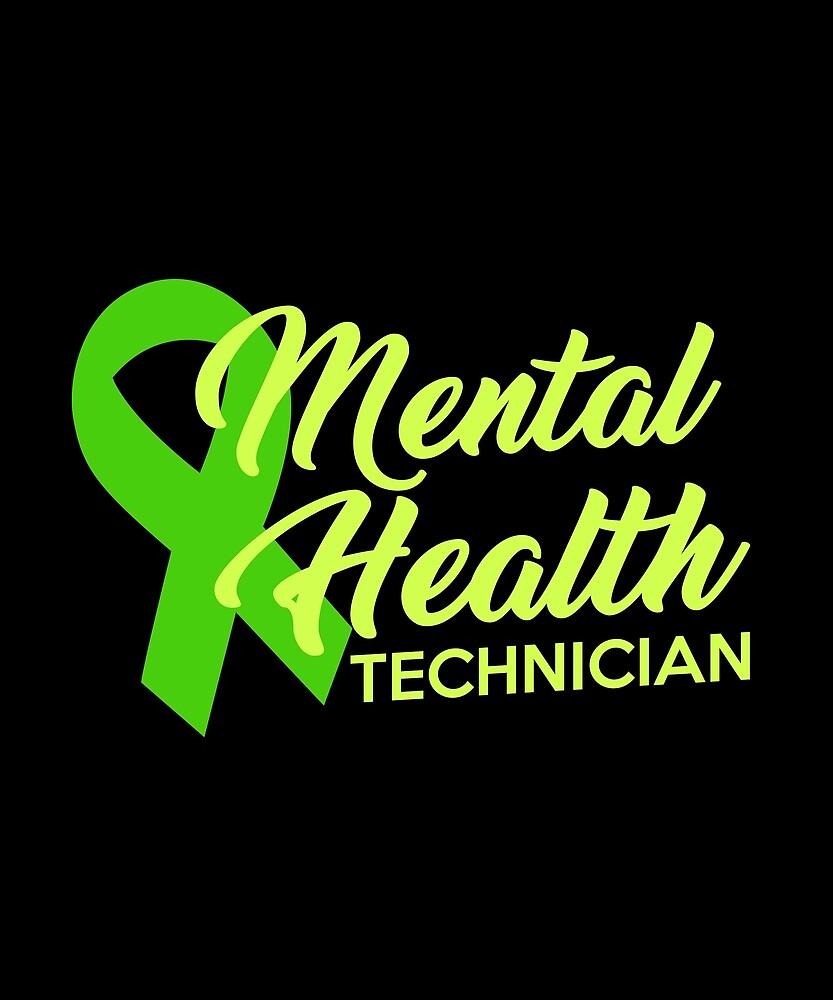 Mental Health Awareness Stop The Stigma Ribbon By Printedkicks