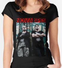 Bandshirt NOVA-SPES 2018 Women's Fitted Scoop T-Shirt