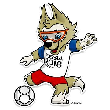 World Cup 2018 by cellinleal