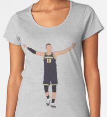 Moritz Wagner Embrace The Crowd Women's Premium T-Shirt