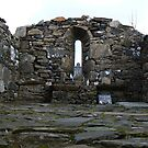 St Colmcille's  Abbey by Finbarr Reilly