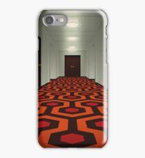 The Shining alternative movie poster iPhone Case/Skin