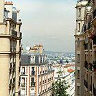 Montmartre by Laura Cronin