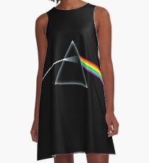 Pink Floyd Prism A-Line Dress