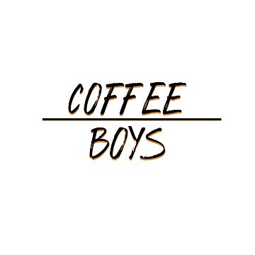 Coffee Over Boys by nadjmahal