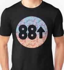 Cherry Blossoms 88Rising Logo Unisex T-Shirt