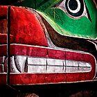 Wooden Animal Totem by heidiannemorris