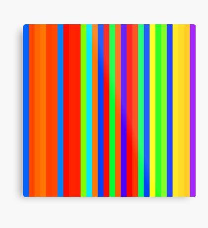 Stripes 003 Metal Print