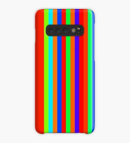 Stripes 003 Case/Skin for Samsung Galaxy
