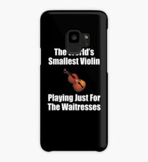 The World's Smallest Violin - Reservoir Dogs Quote Case/Skin for Samsung Galaxy