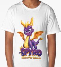 Camiseta larga Spyro Reignited