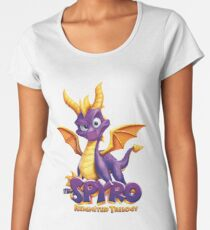 Spyro Reignited Women's Premium T-Shirt